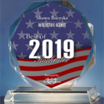 Shawn Buryska - Best of 2019 Rochester MN Real Estate Agents Award